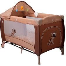 Купить <b>манеж</b>-<b>кровать COTO BABY</b> Samba Lux Коричневый тигр ...