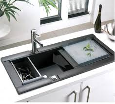lovely modern kitchen sinks designs kitchen lovely unique acrylic kitchen sink element modern style kitche