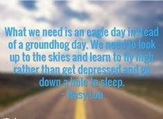 Groundhog Day Quotes on Pinterest | Groundhog Day, Quote and Eagles