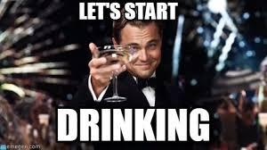 Let's Start - Gatsby meme on Memegen via Relatably.com