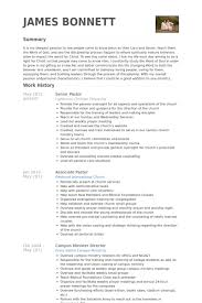 pastor resumes template pastor resumes sample resume for pastors