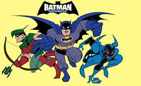 Image result for BATMAN: THE BRAVE AND THE BOLD (ANIMATED SERIES)