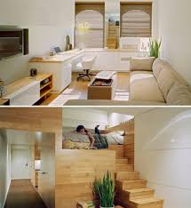 smart space saving ideas studio apartments wooden furniture best furniture for studio apartment