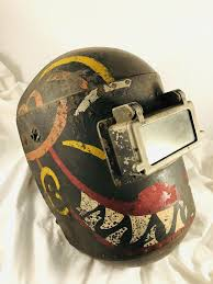 <b>Vintage</b> Welding helmet Lincoln Electric Co <b>steampunk</b> ...