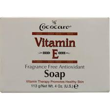 COCOCARE - Vitamin E Soap - 4 oz. (<b>113</b> g- Buy Online in Zambia ...