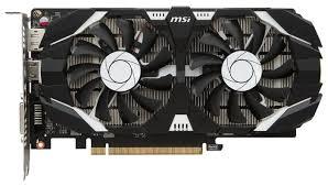 <b>Видеокарта MSI GeForce GTX</b> 1050 Ti 4GT OC — купить по ...