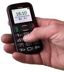 TTfone Mercury 2 (TT200) Pay As You Go - Prepay - Payg - Big ...
