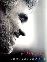 <b>Andrea Bocelli</b> – <b>Amore</b> | Hal Leonard Online