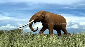 Resultado de imagen de Mastodonte