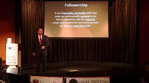 what is followership what is followership