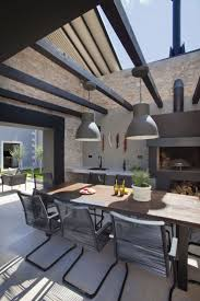 tree bosque bloom asian patio  images about exterior quinchos on pinterest villas barbacoa and outdo