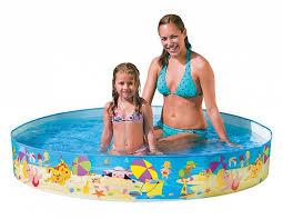 <b>Бассейн Intex</b> 56451NP *Пляж* <b>жесткий</b> 152х25 см - купить в ...
