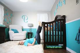 baby boy bedroom images: blue green and brown room decor baby boy room blue nursery themes kids beach with