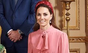 Образ Кейт Миддлтон на крещении принца <b>Арчи</b>: винтажное ...