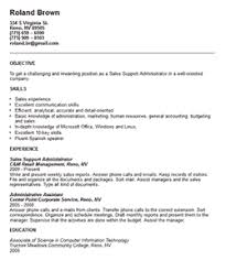 Sales Resume   Samples  Sections and Writing Tips Resume Writing Guide Download