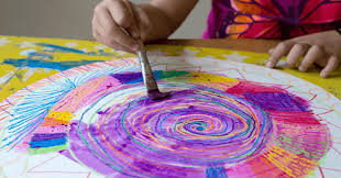 6 Amazing Watercolor <b>Resist</b> Techniques to Try With Kids