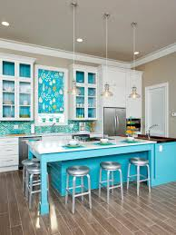 floor tile beach themed kitchen flooring with cream wall and white wooden hanging cabinet also beach house kitchen nickel oversized pendant