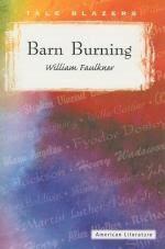 barn burning essay   essaysetting and theme in  quot barn burning quot  by william faulkner