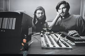 the real legacy of steve jobs by sue halpern the new york steve jobs speaking at a conference in san francisco in front of a photograph of himself
