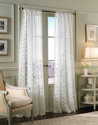 Lace Curtain Panels for Budget Home Renovations