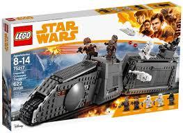 <b>LEGO Star Wars 75217</b> pas cher, Véhicule Impérial Conveyex ...