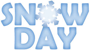 Image result for snow day clipart