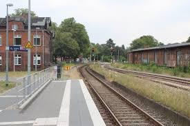 Perleberg station