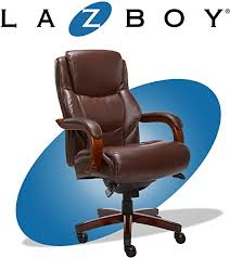La-Z-Boy Delano Big & Tall Executive <b>Office Chair</b> | <b>High Back</b>