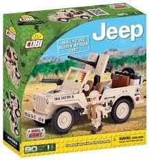 <b>Конструктор Cobi</b> Small Army <b>Jeep</b> 24093 Северная Африка 1943 ...