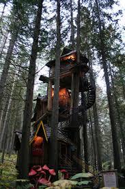 Tree Houses For AdultsA tree tower