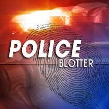 Image result for police blotter
