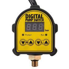 <b>Digital</b> Switch Controller <b>Automatic Air Pump</b> Water Pump Pressure ...