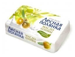 <b>Крем</b>-<b>мыло туалетное</b> Лесная полянка Масло оливы — купить по ...
