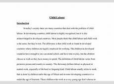 child labour essay   order essaypicsbox biz