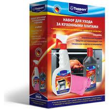 Купить <b>Набор для ухода</b> за кухонными плитами <b>Topperr</b> 3415 ...