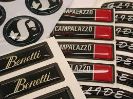 <b>3D</b> textile sticker   MICHEL ITC