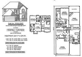 Featured House Plans Bed Room and Story House Plans    BedRoom Story House Plan