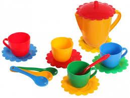 <b>Наборы</b> детской посудки