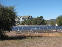 renewable vs non renewable resources basic science transition renewable sun tracking solar array