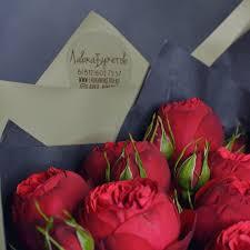 <b>Букет из пионовидных роз</b> Ред Пиано 25 шт