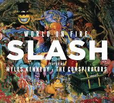 <b>Slash</b>: <b>World On</b> Fire - Music on Google Play