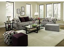 Purple Living Room Set Radiance Pewter Sofa Value City Furniture Grey Sofa And Love