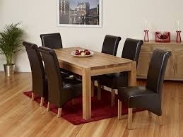 dining room sets uk oak