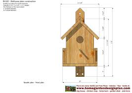 home garden plans  BH   Bird House Plans Construction   Bird    BH   Bird House Plans Construction   Bird House Design   How To Build A Bird House