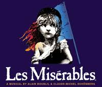 Les Miserables discount offer for musical tickets in New Brighton, MN (Irondale Theater)