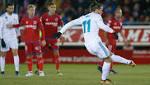 """VIDEO Numancia - Real Madrid 0-3/ """"Galacticii"""", pas important spre calificarea in sferturile Cupei Spaniei"""