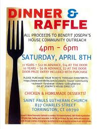 fundraiser to benefit joseph s house tickets available in the fundraiser to benefit joseph s house tickets available in the church office