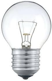"<b>Лампа накаливания</b> ""<b>Philips</b>"", Stan, <b>40Вт</b>, E27 230В, P45, CL, 1CT ..."