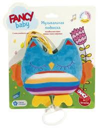 <b>Подвесная игрушка FANCY</b> Совушка (SOV0M) — купить по ...