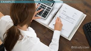 what is financial reporting purpose statement examples substantive procedures in auditing definition explanation